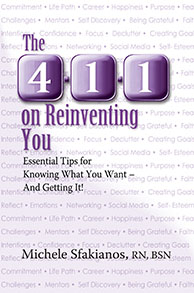 The 4-1-1 on Reinventing You Book Cover